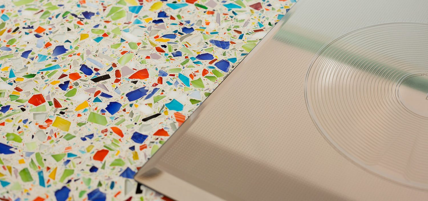 MILLEFIORI POLISHED - VETRAZZO RECYCLED GLASS(2)